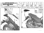GIVI 703F MOTO GUZZI BREVA 750 (03-12) ARKA ÇANTA TAŞIYICI