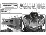 GIVI E344 PIAGGIO BEVERLY 125-250-300-400-500 (05-10) ARKA ÇANTA TASIYICI
