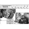 GIVI TN451 HONDA CB 1300 - CB 1300S (03-15) KORUMA DEMIRI