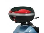 GIVI SR108 PIAGGIO MP3 125-250-300-400-500 (06-14) ARKA ÇANTA TAŞIYICI