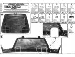 GIVI SR111 SUZUKI BURGMAN 250-400 (98-02) ARKA ÇANTA TASIYICI