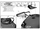 GIVI SR131 PIAGGIO VESPA GTS 125-300 SUPER (08-19) ARKA ÇANTA TAŞIYICI