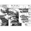 GIVI SR410 KAWASAKI GTR 1400 (07-15) ARKA ÇANTA TASIYICI