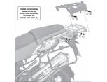 KAPPA KR691 BMW F 800 R (09-14) ARKA ÇANTA TASIYICI