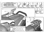 GIVI E710 GILERA FUOCO 500 (07-14) ARKA ÇANTA TAŞIYICI