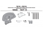 KAPPA KTB2111 YAMAHA X-MAX 125-250-400 (13-17) SISSYBAR