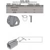 GIVI TB3106 SUZUKI BURGMAN 125-200 (06-16) SISSYBAR