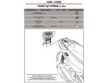 KAPPA KTB54 PIAGGIO X9 125-180-250 (00-02) SISSYBAR