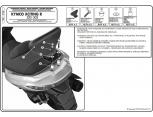 GIVI TB531 SUZUKI BURGMAN 400 (06-16) SISSYBAR