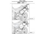 GIVI TE705 TRIUMPH STREET TRIBLE 675 (07-12) YAN KUMAS ÇANTA TASIYICI