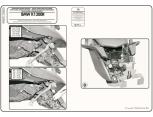 GIVI PLR692 BMW K 1200S (05-08) - K 1300S (09-16) YAN ÇANTA TASIYICI