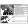 GIVI PLXR691 BMW K 1200R (05-08) - K 1300R (09-16) YAN ÇANTA TAŞIYICI