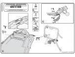 GIVI PL3101CAM SUZUKI DL 650 V-STROM (11-16) YAN ÇANTA TASIYICI