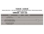 GIVI PL4105CAM KAWASAKI VERSYS 1000 (12-14) YAN ÇANTA TASIYICI