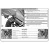 GIVI PLXR4105 KAWASAKI VERSYS 1000 (12-14) YAN ÇANTA TASIYICI