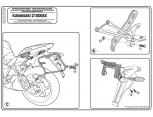 GIVI PLXR4100 KAWASAKI Z 1000 SX (11-20) YAN ÇANTA TAŞIYICI