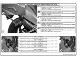 GIVI PLR2122 YAMAHA MT-09 TRACER (15-17) YAN ÇANTA TASIYICI
