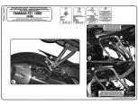 GIVI PLXR359 YAMAHA FZ1 FAZER 1000 (06-15) YAN ÇANTA TAŞIYICI