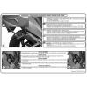 GIVI PLXR312 DUCATI MULTISTRADA 1200 (10-14) YAN ÇANTA TAŞIYICI