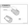 GIVI PLXR208 HONDA CBF 1000 - CBF 1000 ST (10-14) YAN ÇANTA TAŞIYICI