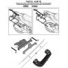 GIVI PLXR1132 HONDA VFR 800 F (14-20) YAN ÇANTA TAŞIYICI