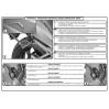 GIVI PLXR1110 HONDA VFR 1200X CROSSTOURER (12-20) YAN ÇANTA TAŞIYICI
