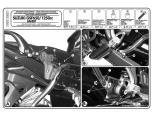 KAPPA KLX3101 SUZUKI DL 650 V-STROM (11-16) YAN ÇANTA TASIYICI