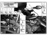 GIVI PL447 KAWASAKI VERSYS 650 (06-09) YAN ÇANTA TASIYICI