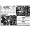 GIVI PLX174 HONDA CBF 500-600-1000 (04-12) YAN ÇANTA TASIYICI