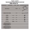 GIVI PLX1127 HONDA INTEGRA 750 (14-15) YAN ÇANTA TASIYICI