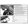 GIVI PLR692 BMW K 1200S (05-08) - K 1300S (09-16) YAN ÇANTA TAŞIYICI