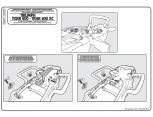 GIVI PLR6401 TRIUMPH TIGER 800 - TIGER 800 XC - TIGER 800 XR (11-16) YAN ÇANTA TAŞIYICI