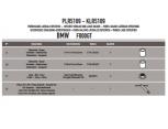 KAPPA KLR5108 BMW R 1200 GS - R 1200 GS ADVENTURE (13-18) YAN ÇANTA TASIYICI