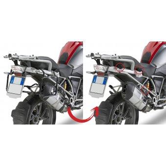 GIVI PLR5108 BMW R 1200 GS-ADVENTURE (13-18)-R1250 GS (19-21)-ADVENTURE (19-21) YAN ÇANTA TAŞIYICI