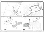 GIVI PLXR4100 KAWASAKI Z 1000 SX (11-16) YAN ÇANTA TASIYICI
