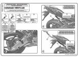 GIVI PLR450 KAWASAKI VERSYS 650 (10-14) YAN ÇANTA TASIYICI