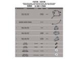 KAPPA KLR3112 SUZUKI DL 650 V-STROM (17) YAN ÇANTA TASIYICI