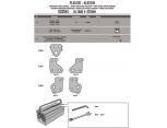 GIVI PLR3105 SUZUKI DL 1000 V-STROM (14-19) YAN ÇANTA TAŞIYICI