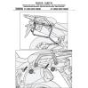 GIVI PLR2119 YAMAHA XT 1200ZE - XT 1200Z SUPER TENERE (10-21) YAN ÇANTA TAŞIYICI