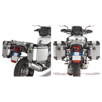 GIVI PLR1110CAM HONDA VFR 1200X CROSSTOURER  (12-15) YAN ÇANTA TASIYICI