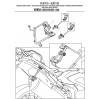 GIVI PLR1110 HONDA VFR 1200X CROSSTOURER (12-15) YAN ÇANTA TASIYICI
