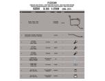 GIVI PL3105CAM SUZUKI DL 1000 V-STROM (14-19) YAN ÇANTA TASIYICI