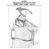 GIVI PL532CAM SUZUKI DL 650 V-STROM (04-11) YAN ÇANTA TASIYICI