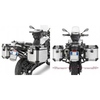 GIVI PL5103CAM BMW F650GS - F800GS (08-17) - F700GS (13-17) YAN ÇANTA TAŞIYICI