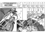 KAPPA KL690 BMW F650GS - F800GS (08-11) YAN ÇANTA TASIYICI