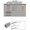 GIVI PL3104 SUZUKI BURGMAN 650 - 650 EXECUTIVE (13-16) YAN ÇANTA TASIYICI
