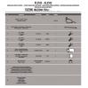 GIVI PL3103 SUZUKI INAZUMA 250 (12-16) YAN ÇANTA TAŞIYICI