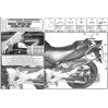GIVI PL174 HONDA CBF 500-600-1000 (04-12) YAN ÇANTA TASIYICI