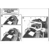 GIVI PL170 HONDA XL 1000V VARADERO - ABS (03-06) YAN ÇANTA TASIYICI