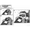 GIVI PL164 HONDA XL 1000V VARADERO (99-02) YAN ÇANTA TASIYICI